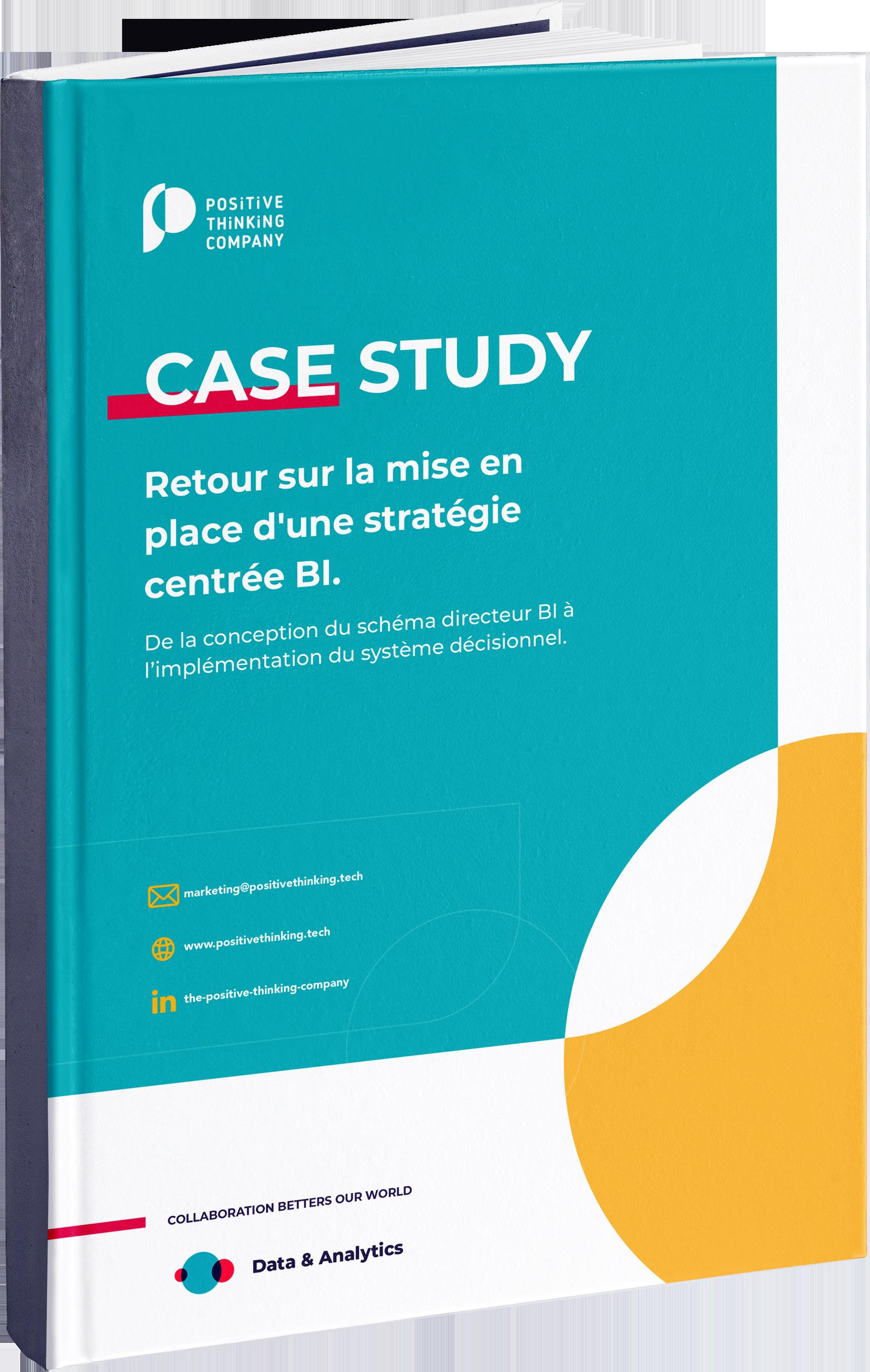 Couverture Case Study Stratégie BI FR